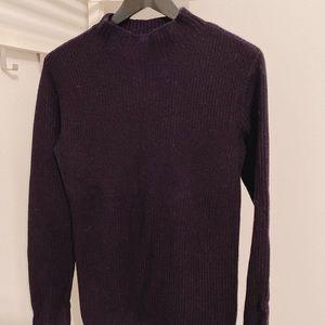 Club Monaco cashmere x wool sweater, navy